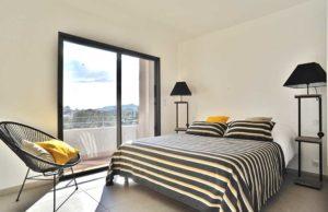 maison t4 individuel-cala-rossa portovecchio chambre1