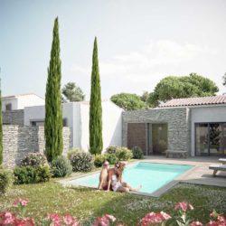 Programme Pins de Cala Rossa - Jardin Villa